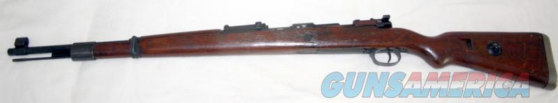 German Mauser 98K  Guns > Rifles > Mauser Rifles > German
