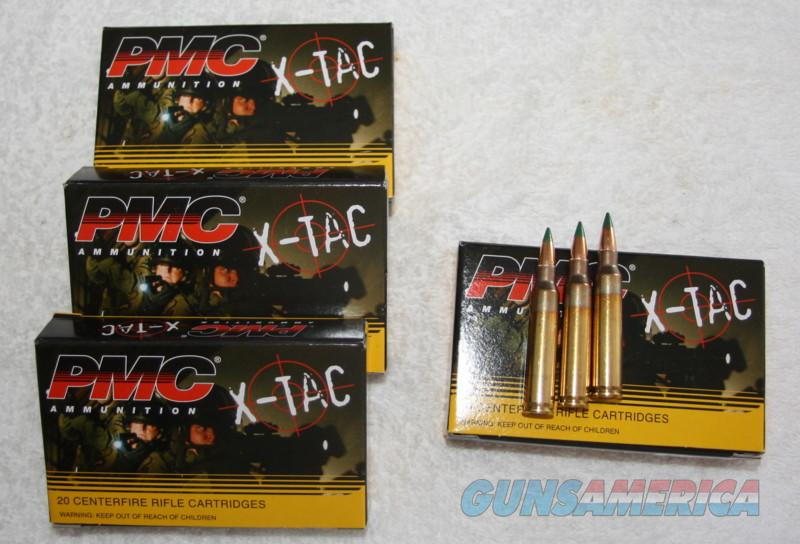 PMC X-TAC M855 62 grain Green Tip FMJ   Non-Guns > Ammunition
