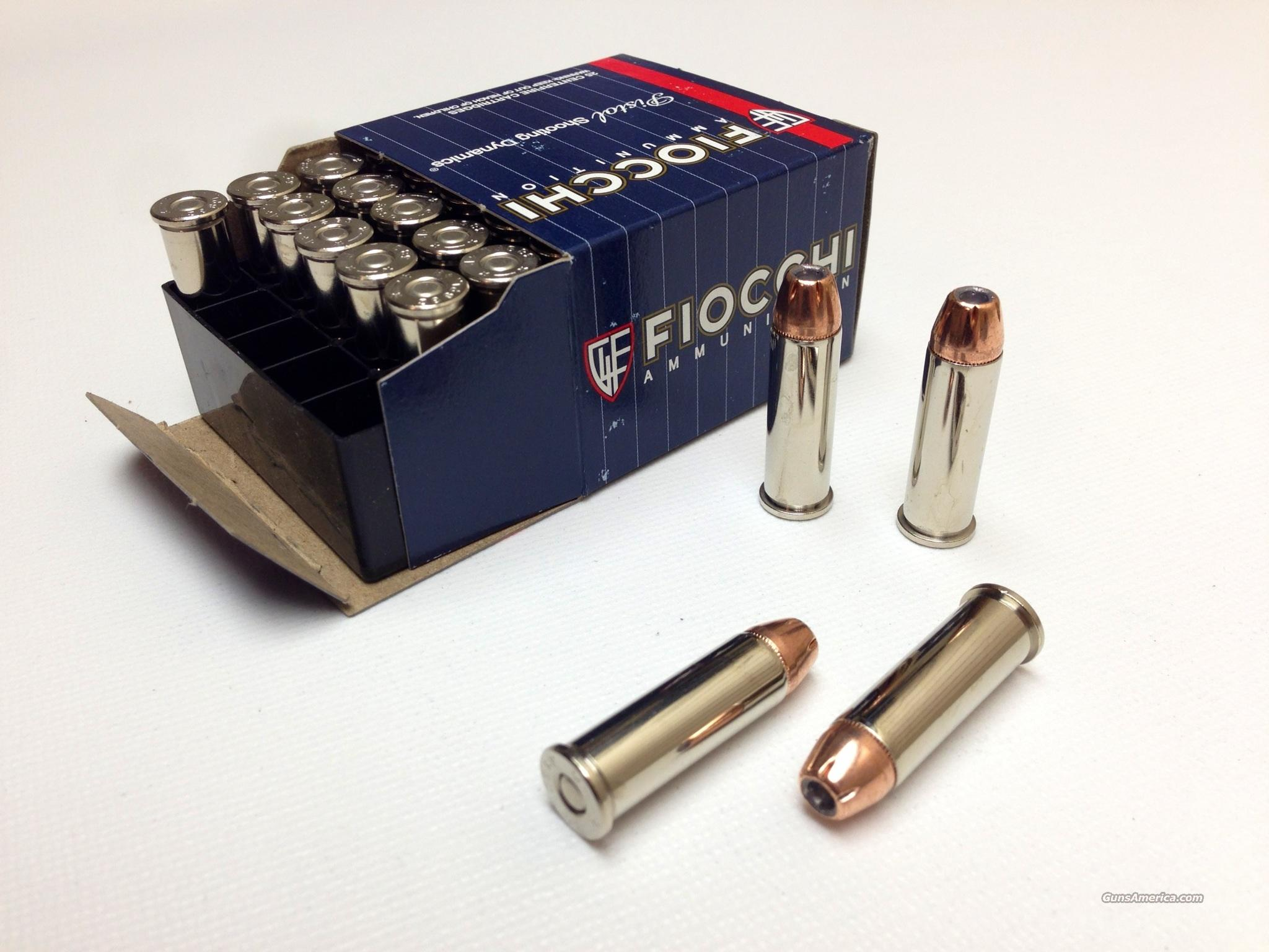 200 rds .38 Special + P 125g HP Fiocchi Premium Defense Load  Non-Guns > Ammunition