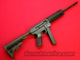"JUST RIGHT 9MM CARBINE 17RD. GLOCK ""NIB""  Guns > Rifles > AR-15 Rifles - Small Manufacturers > Complete Rifle"