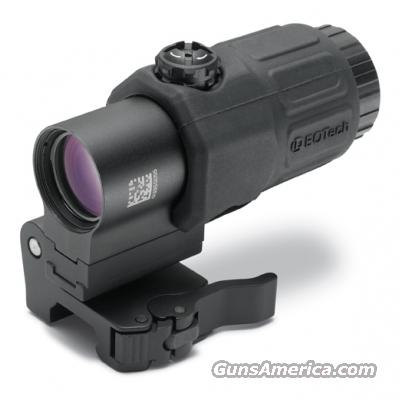 EOTECH GEN 3 MAGNIFIER Swing to side mount, black  Non-Guns > Scopes/Mounts/Rings & Optics > Tactical Scopes > Red Dot