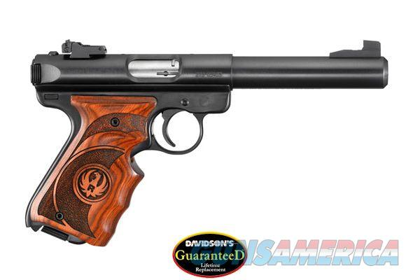 "Ruger Mark III Target, 5.5"" Barrel,   Guns > Pistols > Ruger Semi-Auto Pistols > Mark I/II/III Family"