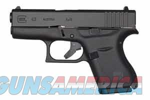 Glock 43, 9mm, 6rnd, single stack  Guns > Pistols > Glock Pistols > 43