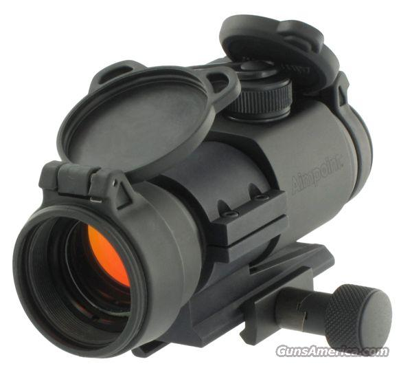Aimpoint CompM2 4MOA /QRP mount/Flip Covers/ARD  Non-Guns > Scopes/Mounts/Rings & Optics > Tactical Scopes > Red Dot