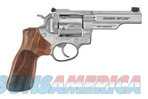 "Ruger GP100 Match Champion 4.2"" barrel, adj sights, .357 mag, 6 shot  Guns > Pistols > Ruger Double Action Revolver > GP100"