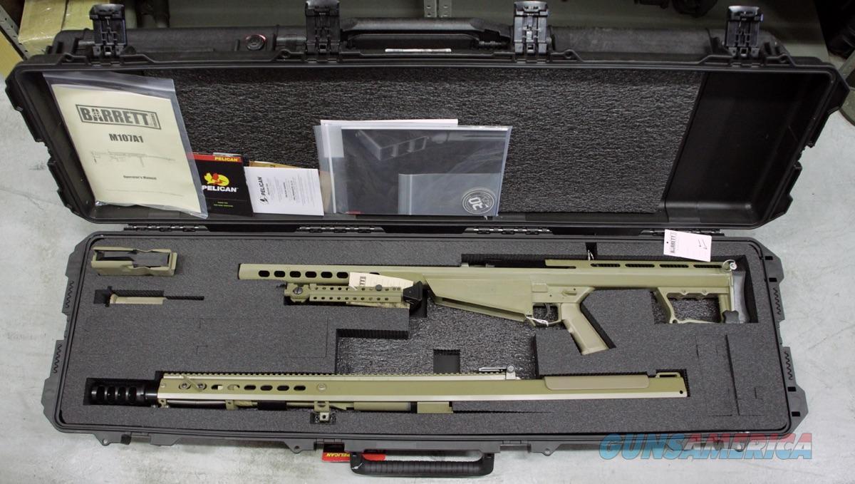 Barrett M107 A1 CQB - 20    M107a1