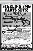 Sterling Submachine Gun Parts Sets  Non-Guns > Gun Parts > Military - Foreign