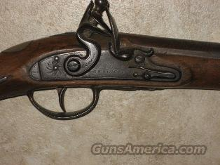 Early 1800s English Flintlock  Guns > Pistols > Antique (Pre-1899) Pistols - Perc. Misc.