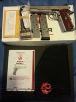 Used Ruger SR1911   Guns > Pistols > Ruger Semi-Auto Pistols > 1911