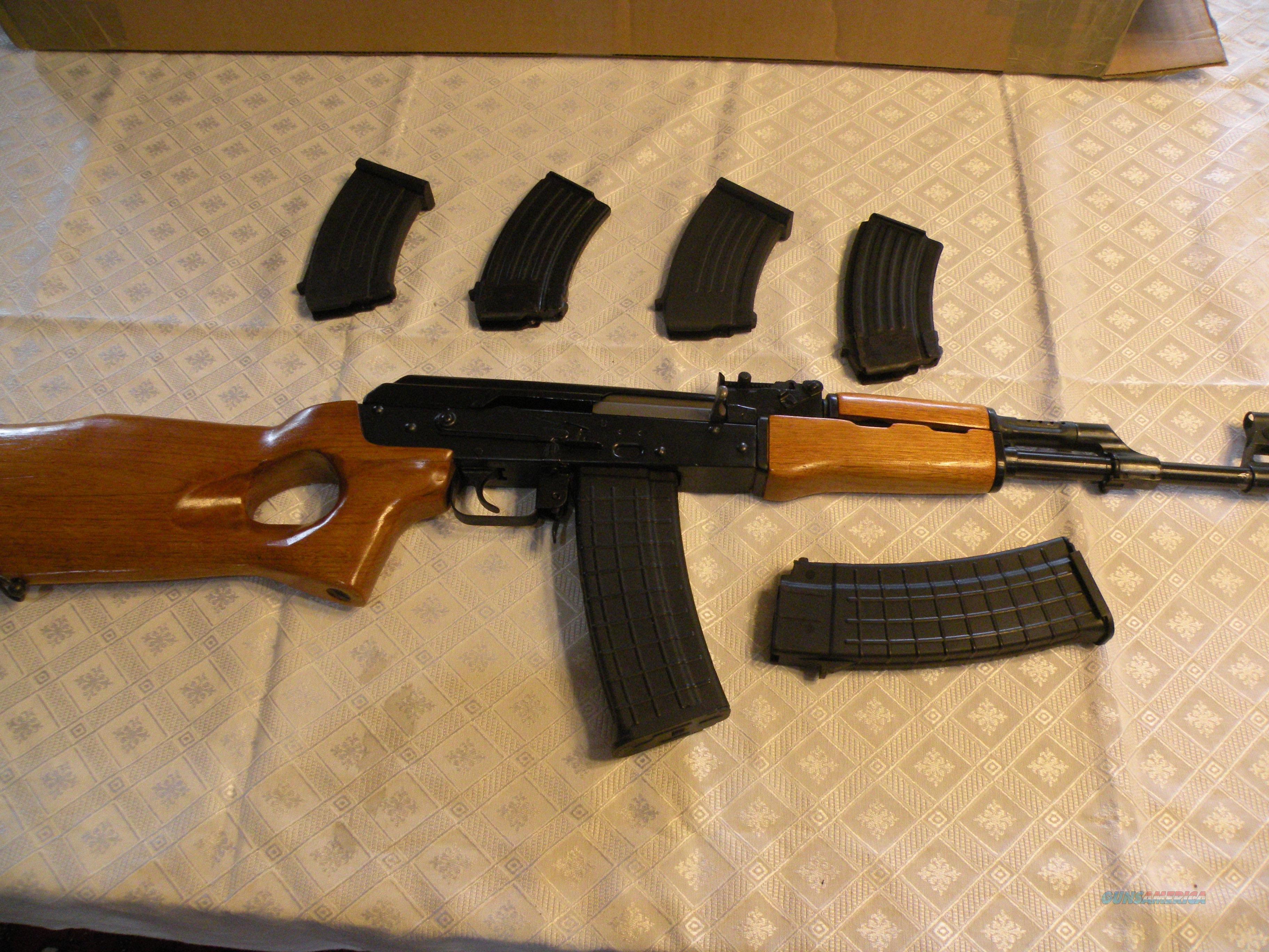 Collectors! Rare Norinco AK BWK-92 in 5.56  Guns > Rifles > AK-47 Rifles (and copies) > Full Stock