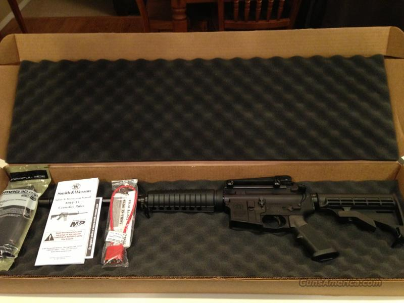 S&W M&P15 Sport, AR15 MP15 5.56 223 Smith  Guns > Rifles > Smith & Wesson Rifles > M&P