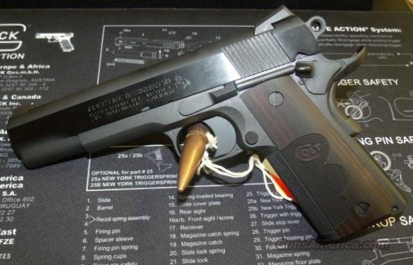 Colt Series 70 Government Model .45 1911 TALO  Guns > Pistols > Colt Automatic Pistols (1911 & Var)