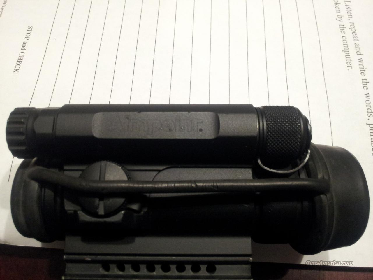Used Aimpoint CompM4 Comp M4 Red Dot  Non-Guns > Scopes/Mounts/Rings & Optics > Tactical Scopes > Red Dot