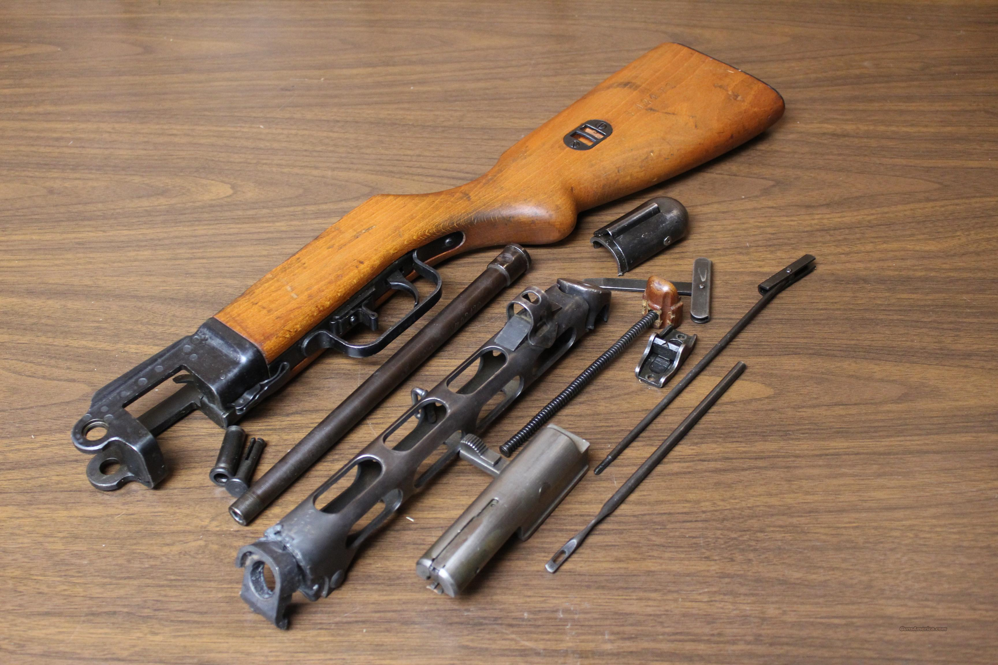 PPSH-41   PPSH41 Parts Kit.  PPSH  Non-Guns > Gun Parts > Military - Foreign