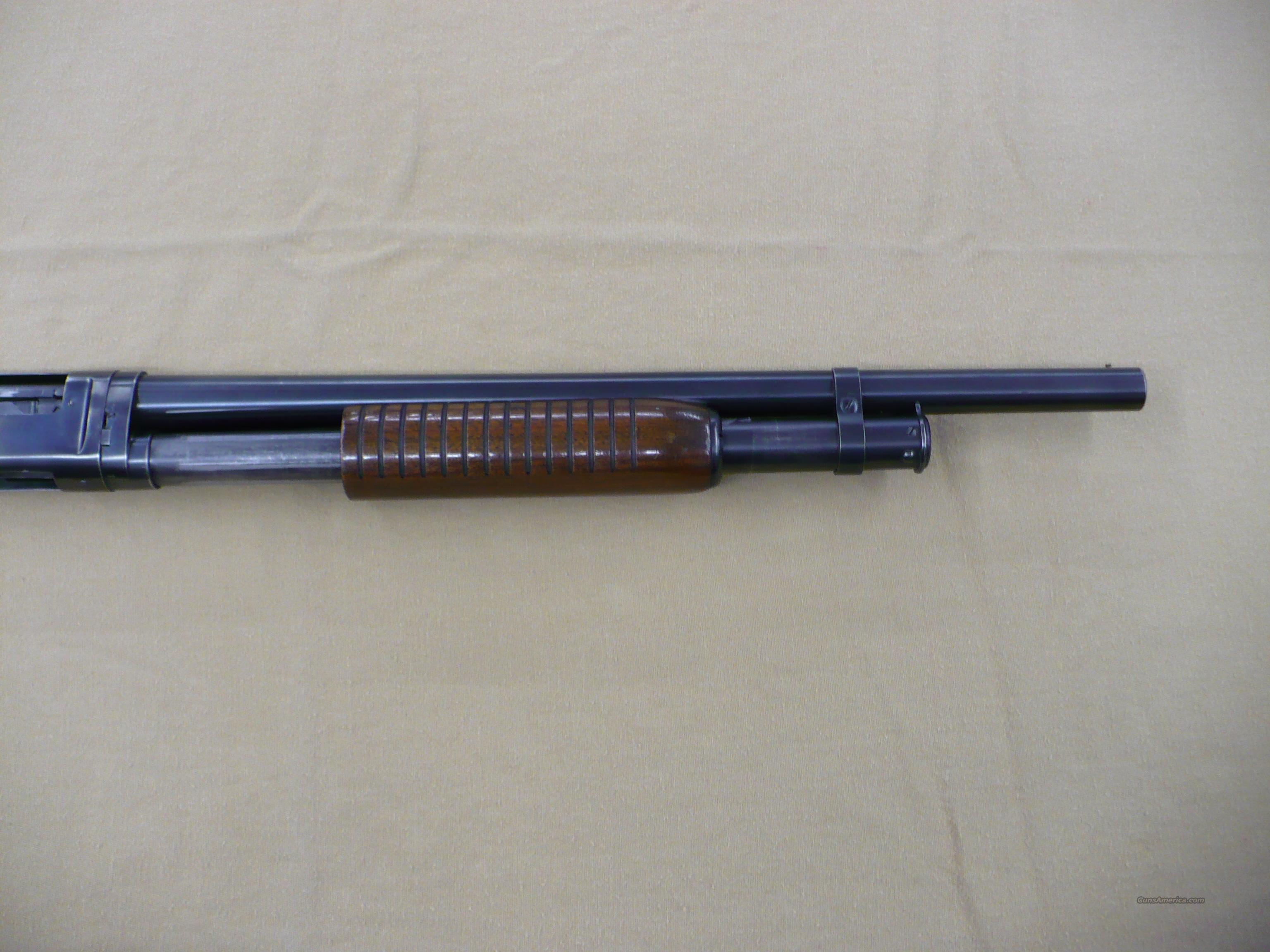 1897 Winchester pump 12ga  Guns > Shotguns > Winchester Shotguns - Modern > Pump Action > Defense/Tactical