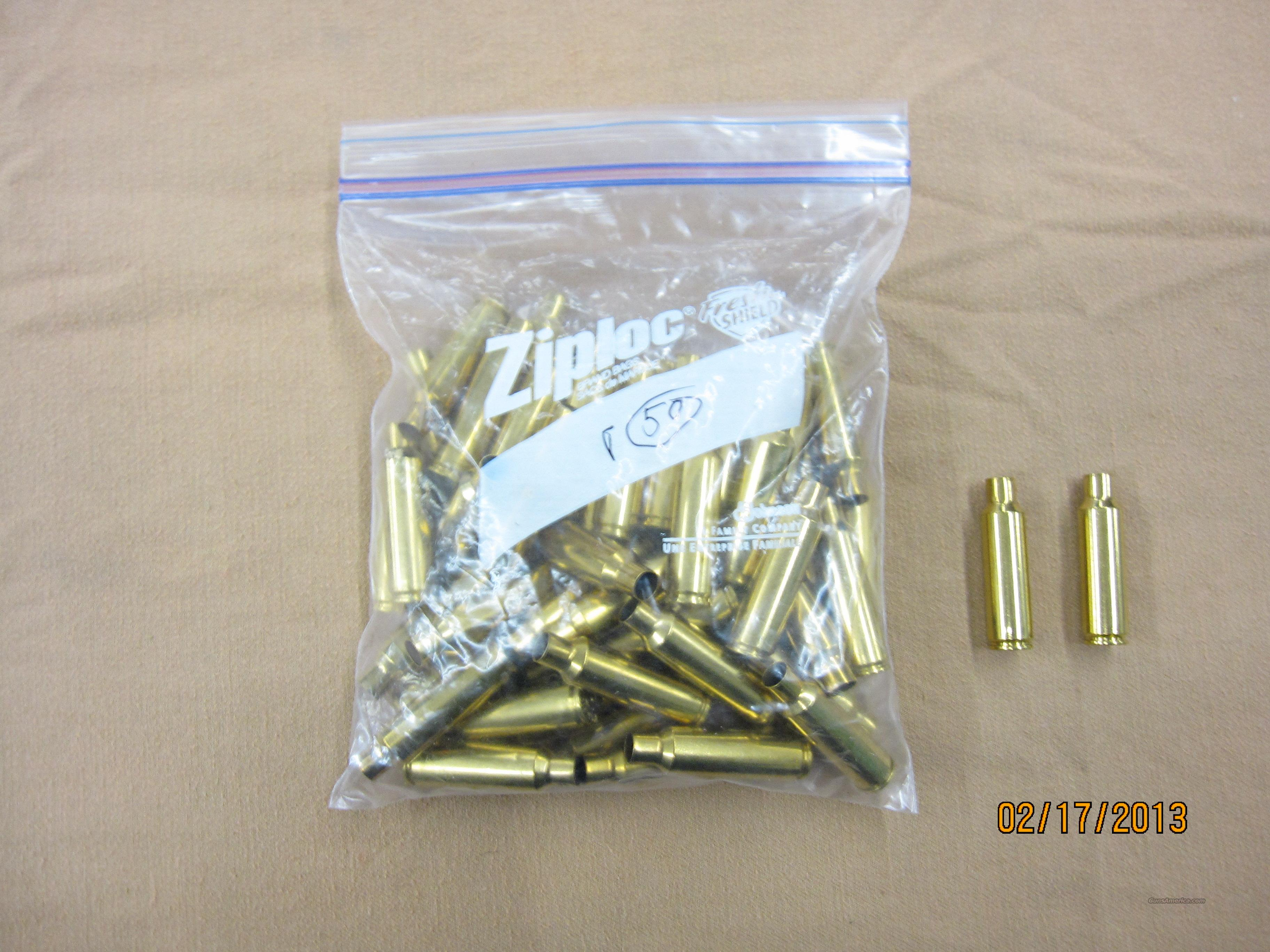 .325 WSM once fired brass. 150 cases  Non-Guns > Reloading > Components > Brass