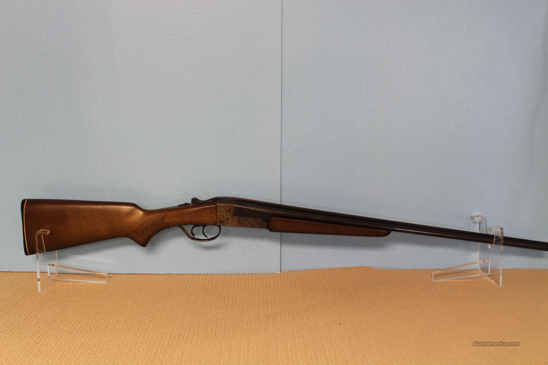 Stevens 311 .410 Double-Barrel Shotgun for sale