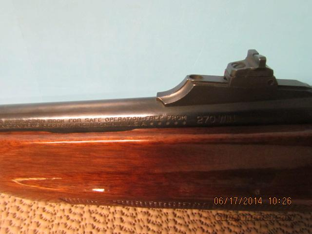 (#838-14)   REMINGTON 7400 270 CAL  Guns > Rifles > Remington Rifles - Modern > Other