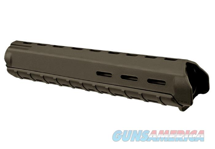 MAGPUL MOE HAND GUARD, Handguard, RIFLE LENGTH, OLIVE DRAB GREEN, NIB  Non-Guns > Gun Parts > M16-AR15 > Upper Only