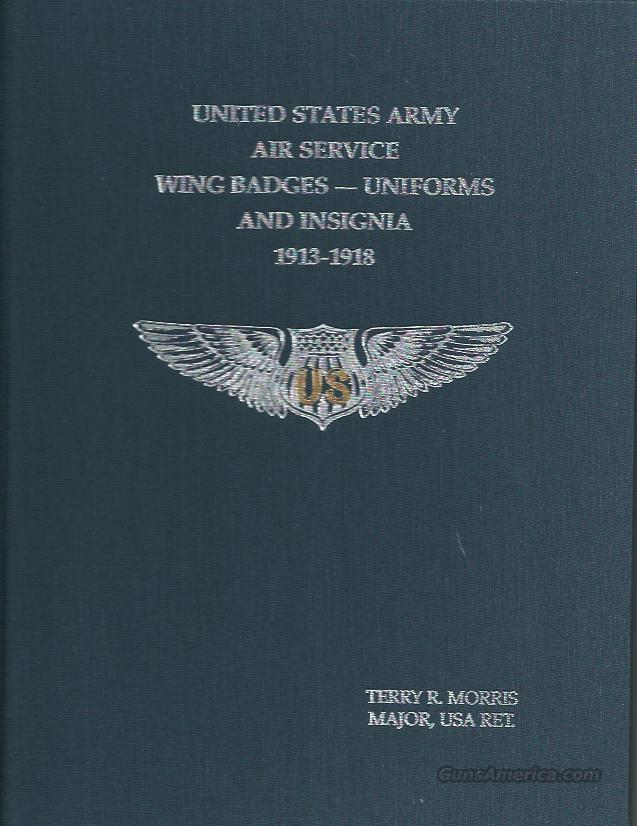 United States Army Air Service Wing Badges: ...  Non-Guns > Books & Magazines