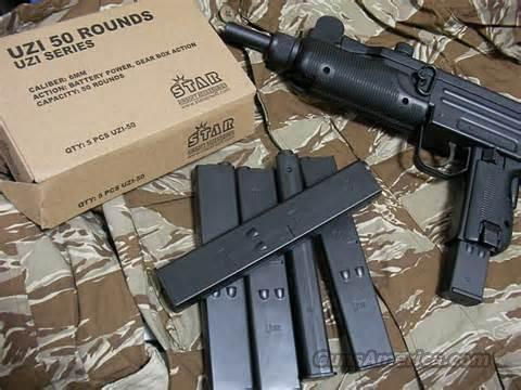 5 UZI MAGS, 32 Round Magazines, GERMAN MILITARY, FREE SHIPPING  Non-Guns > Magazines & Clips > Rifle Magazines > Other