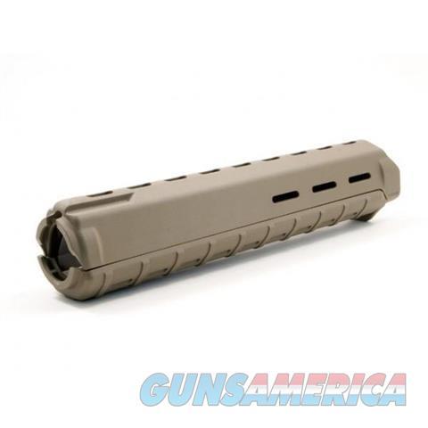 MAGPUL MOE HAND GUARD, Handguard, RIFLE LENGTH, FLAT DARK EARTH, FDE, NIB  Non-Guns > Gun Parts > M16-AR15 > Upper Only