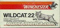 500 Rounds Winchester .22 LR Ammo, 1 Brick  Non-Guns > Ammunition