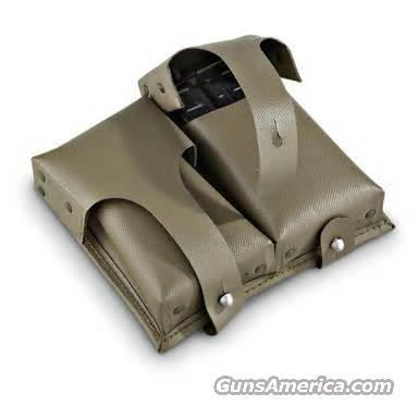 10 EACH GERMAN MILITARY HK-91 / G3 OD MAG POUCHES  Non-Guns > Magazines & Clips > Rifle Magazines > HK/CETME
