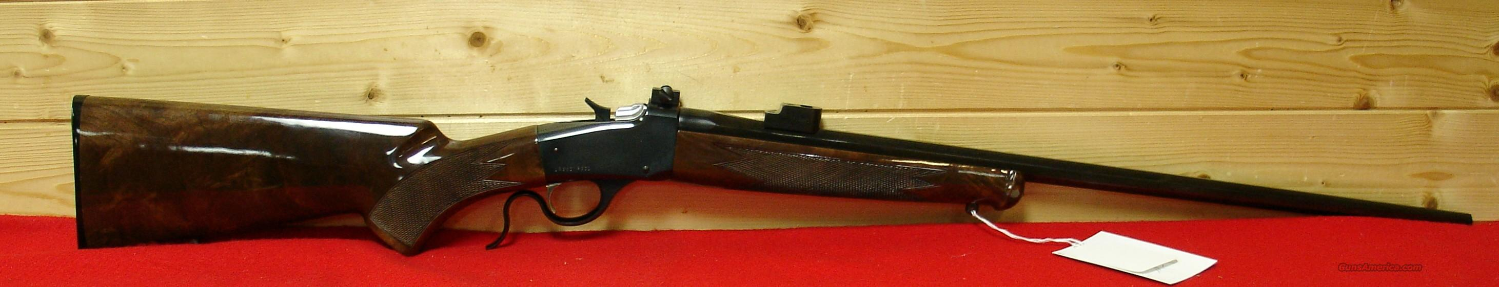 MODEL 1885 LOW WALL 260 REM  Guns > Rifles > Browning Rifles > Singe Shot