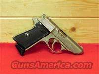 WALTHER PPK/S 22 LR  Guns > Pistols > Walther Pistols > Post WWII > PP Series