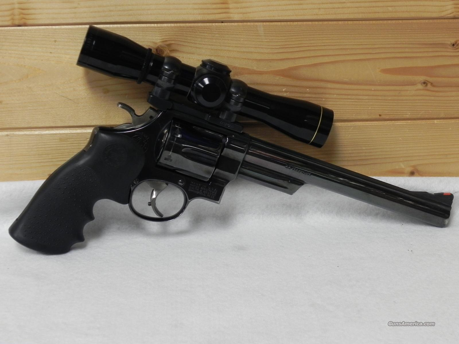 Smith & Wesson model 29  44 mag  Guns > Pistols > Smith & Wesson Revolvers > Full Frame Revolver