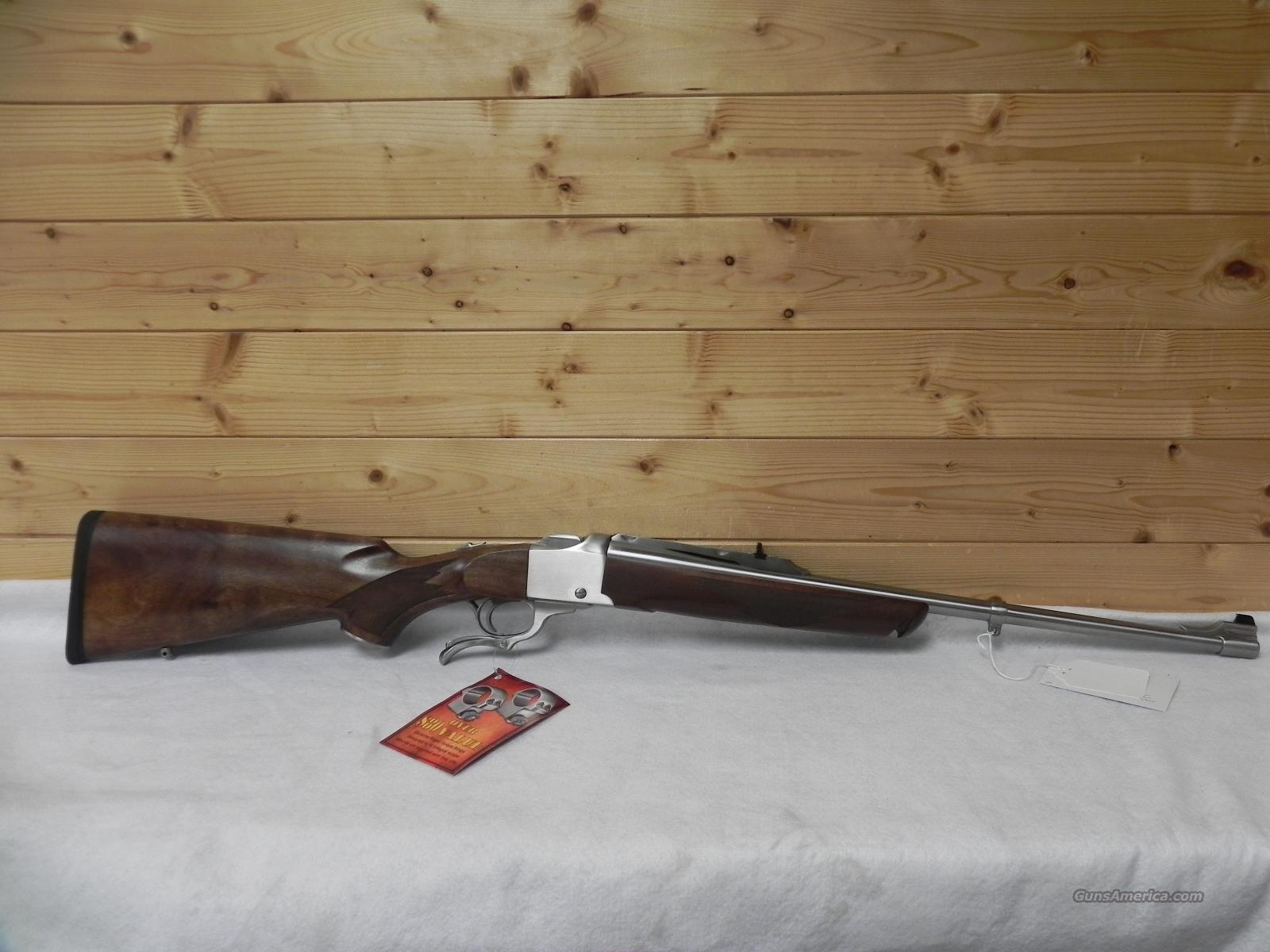Ruger No 1  257 robert  stainless  Guns > Rifles > Ruger Rifles > #1 Type