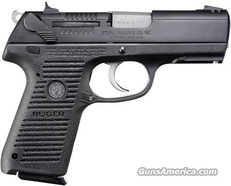Ruger P95 9mm semi automatic with three magazines  Guns > Pistols > Ruger Semi-Auto Pistols > P-Series