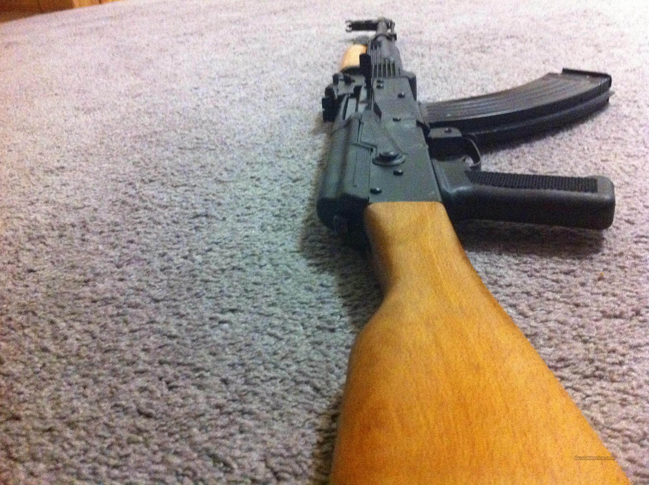 AK47 WASR-10 PACKAGE DEAL!!!  Guns > Rifles > AK-47 Rifles (and copies) > Full Stock