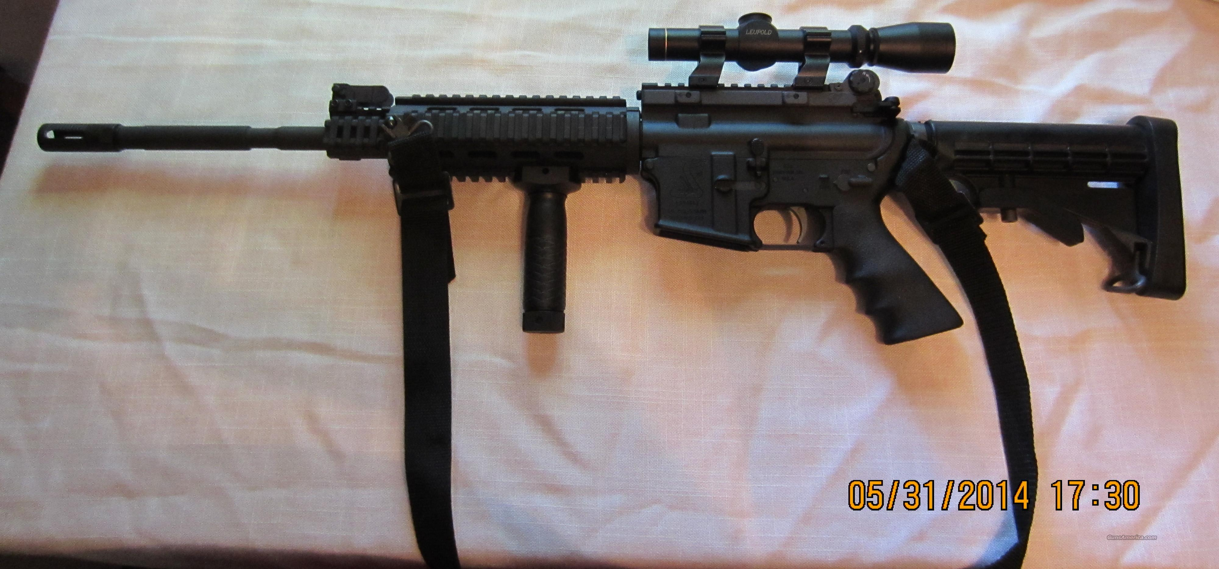 Bushmaster M4 A3 (w/ upgrades)  Guns > Rifles > AR-15 Rifles - Small Manufacturers > Complete Rifle