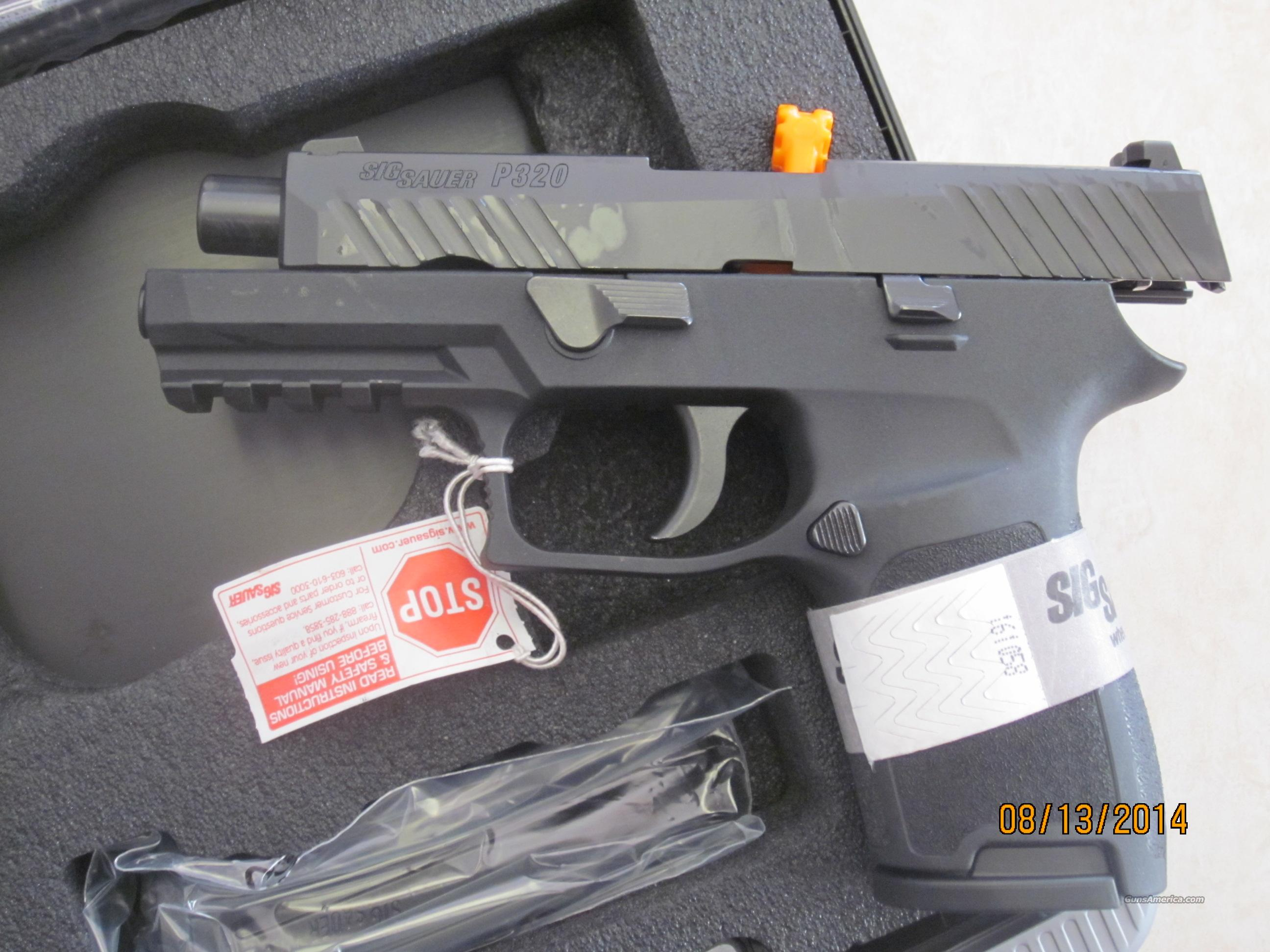 Brand New Sig Sauer P320 Carry Nitron Night Sights 320C 9mm  Guns > Pistols > Sig - Sauer/Sigarms Pistols > Other