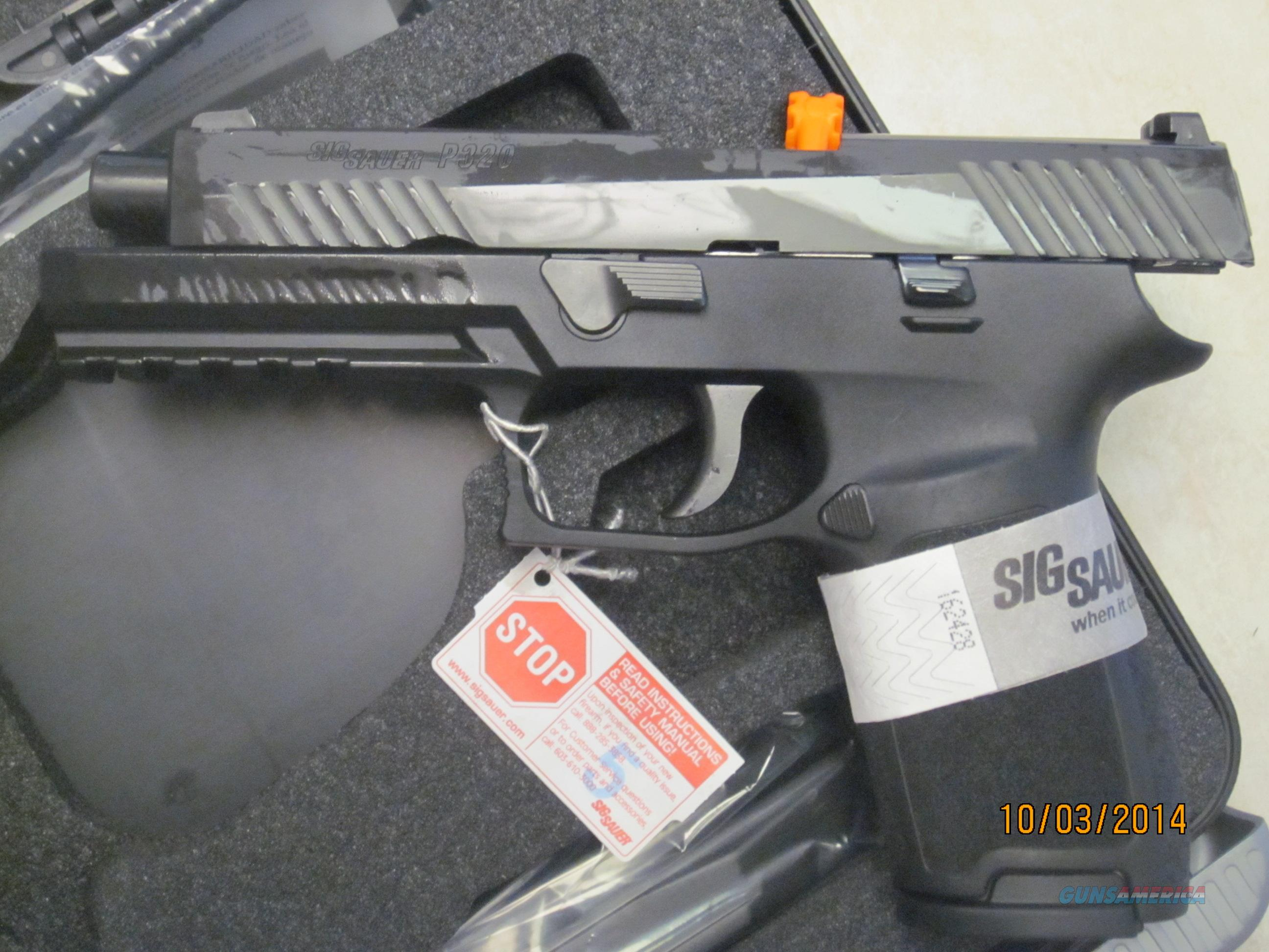 Brand New Sig Sauer P320 Full Size Nitron 320 9mm 17 Rd.  Guns > Pistols > Sig - Sauer/Sigarms Pistols > Other