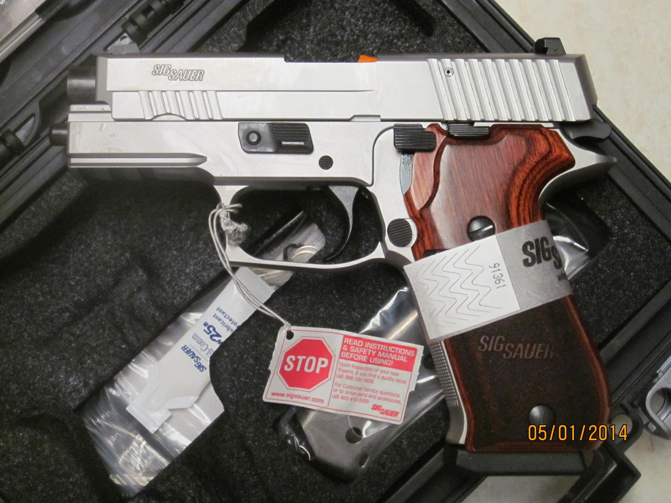 Sig Sauer P220 Carry Elite 45 Stainless 220 SS NIB  Guns > Pistols > Sig - Sauer/Sigarms Pistols > P220