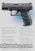 Walther PPQ M2 - 9mm  Guns > Pistols > Walther Pistols > Post WWII > P99/PPQ