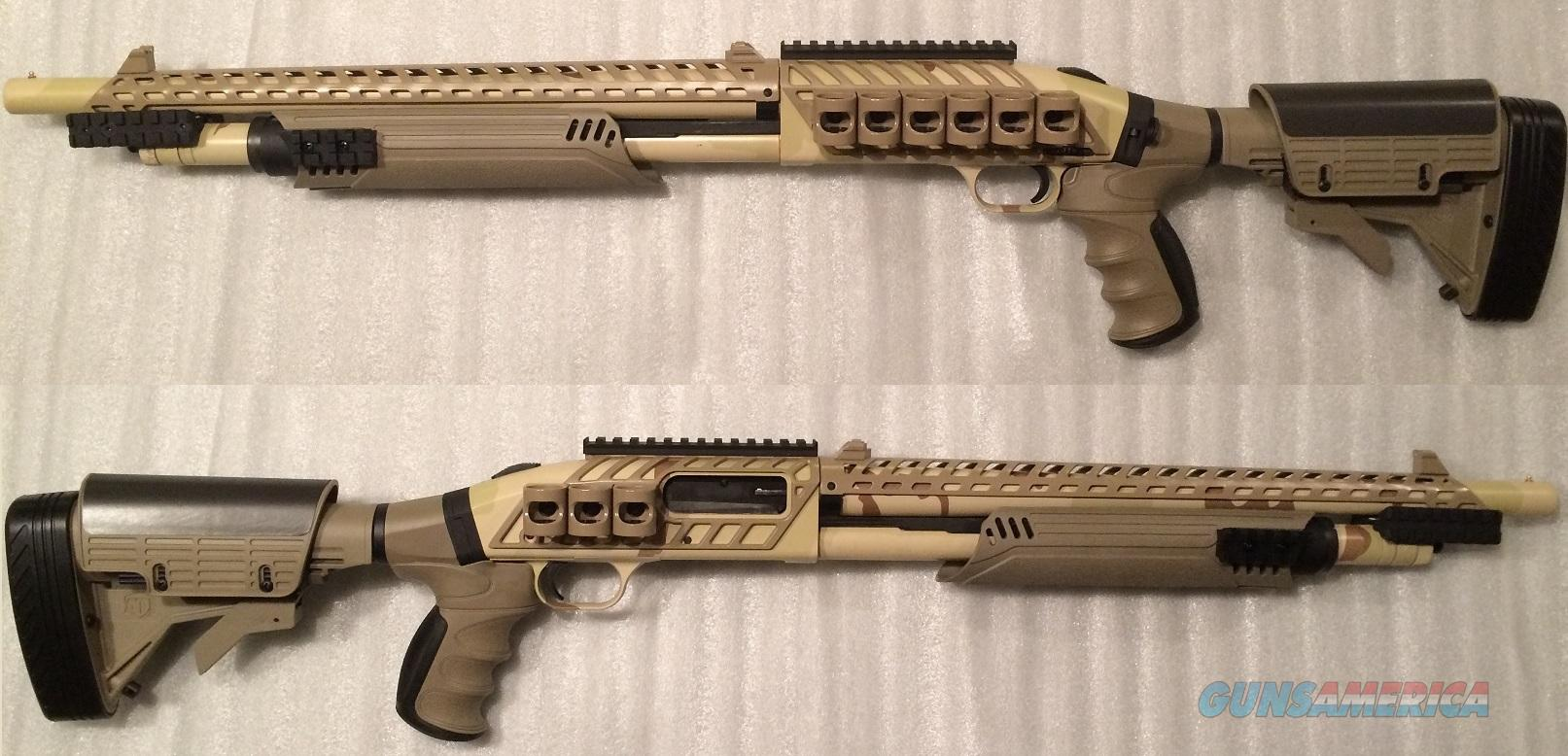 Ultimate DESERT CAMO / FDE 12 Ga Shotgun - Dese... for sale
