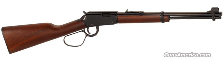 Henry Large Loop Lever Action Rifle - 22LR  Guns > Rifles > Henry Rifle Company