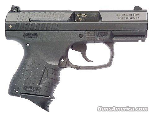 Walther P99QA Compact - .40 caliber  Guns > Pistols > Walther Pistols > Post WWII > P99/PPQ