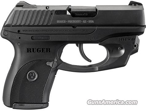 Ruger LC9 (Compact 9MM Pistol) W/ LaserMax Laser  Guns > Pistols > Ruger Semi-Auto Pistols > LC9