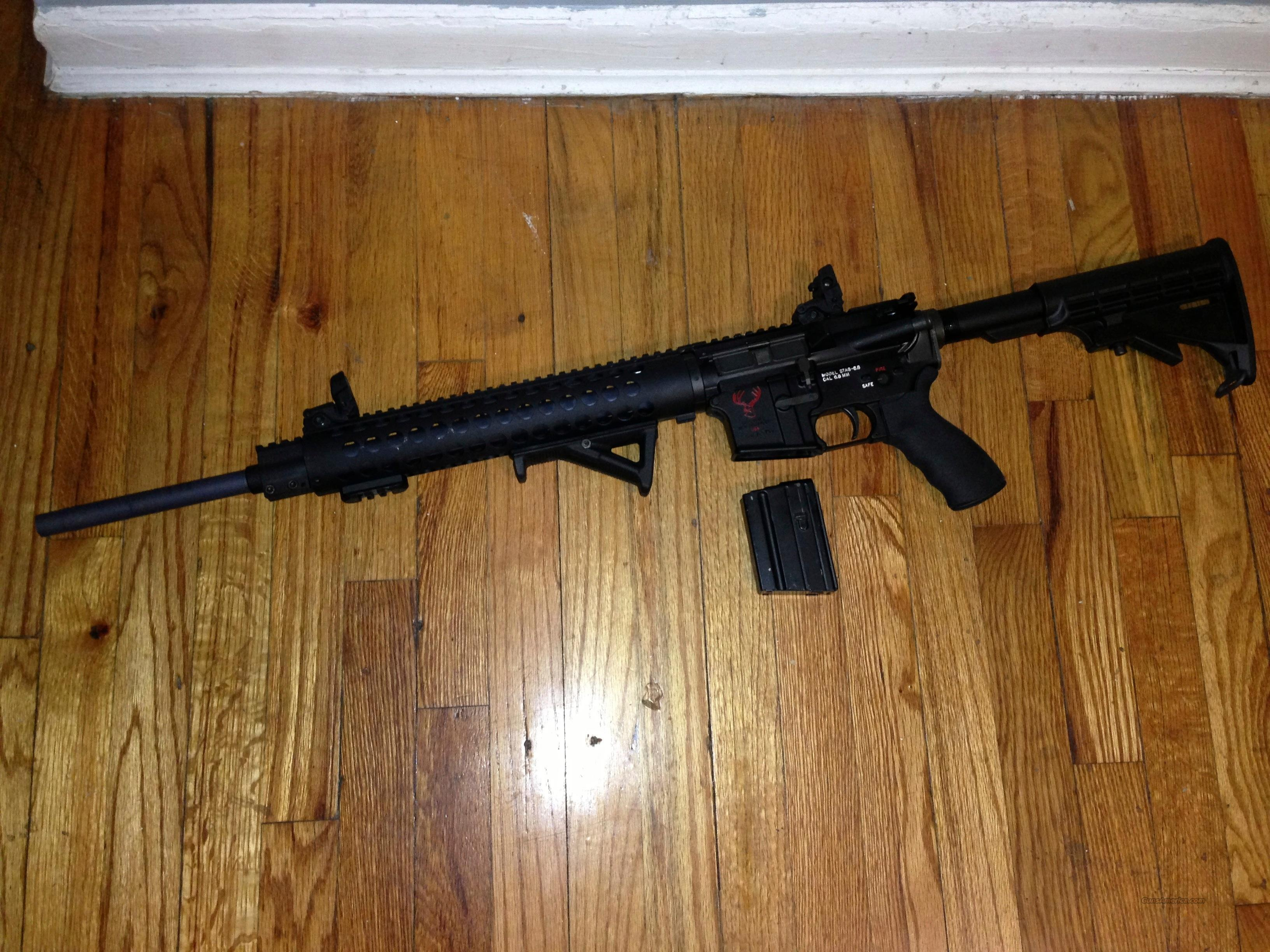 STAG ARMS AR-15 6.8SPC SPEC-II  Guns > Rifles > Stag Arms > Complete Rifles