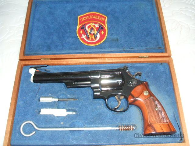 Smith and Wesson 29-2  Guns > Pistols > Smith & Wesson Revolvers > Full Frame Revolver