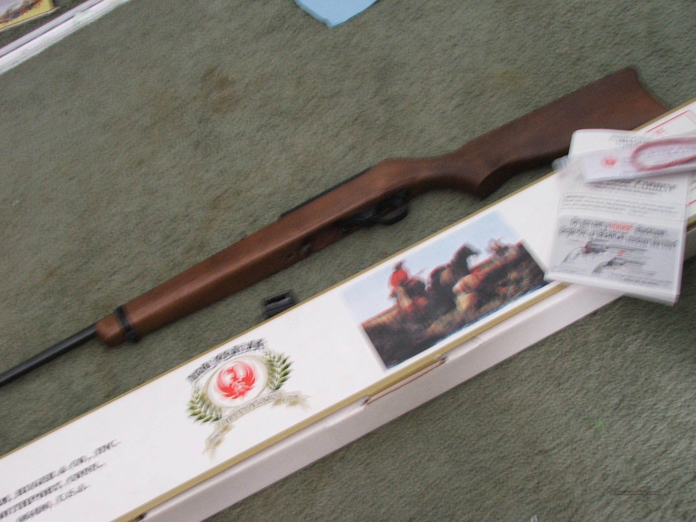 Ruger 10/22 LNIB in 50th Anniversary Box  Guns > Rifles > Ruger Rifles > 10-22