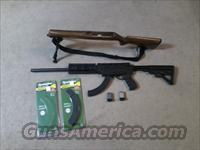 Remington 597 .22lr with Archangel Tactical Kit  Guns > Rifles > Remington Rifles - Modern > .22 Rimfire Models