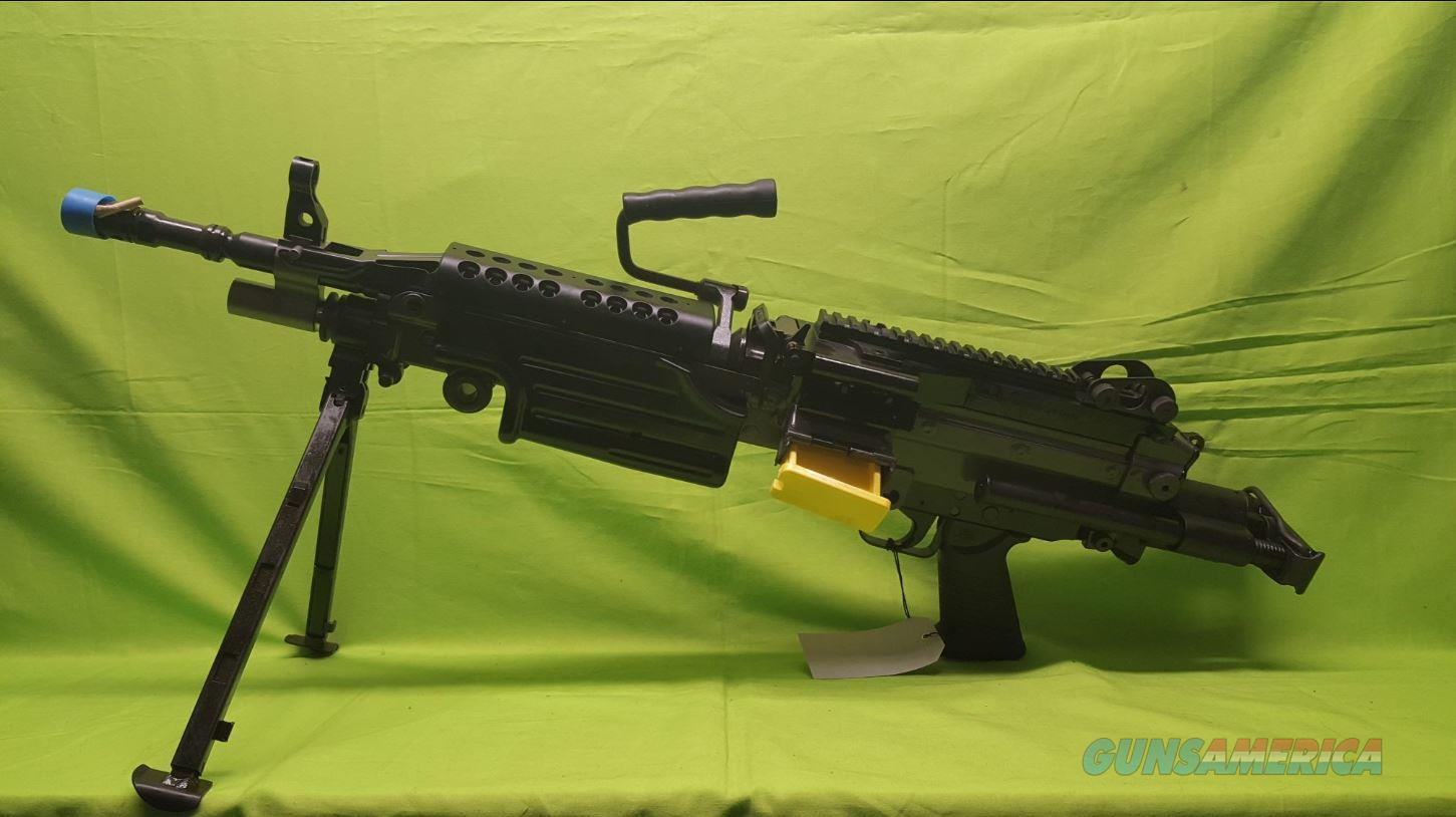 FN M249S PARA M249 S 249 MIL 223 REM 5.56 SKELETON  Guns > Rifles > FNH - Fabrique Nationale (FN) Rifles > Semi-auto > Other