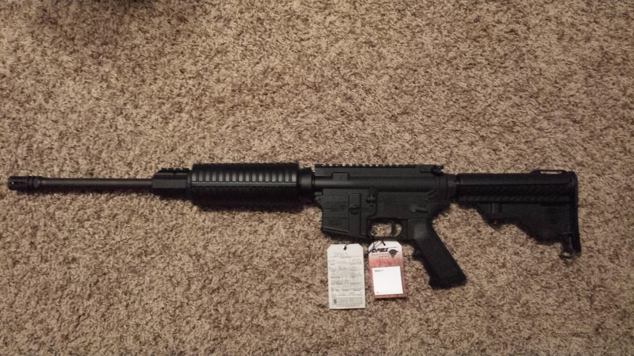 "DPMS ORACLE .223 5.56 16"" GAS BLOCK RIFLE AR15 AR 15  Guns > Rifles > DPMS - Panther Arms > Complete Rifle"