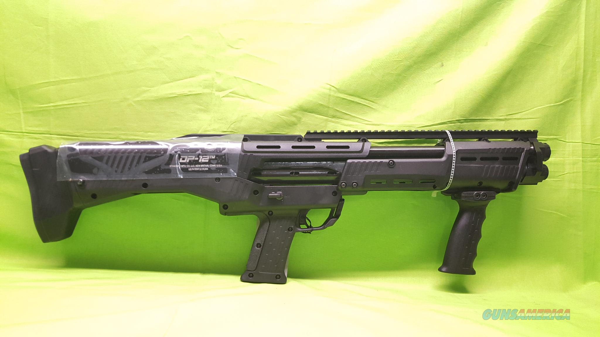 STD MFG DP12 DP 12 DP-12 12GA BLACK SHOTGUN 14+2  Guns > Shotguns > Kel-Tec Shotguns > KSG